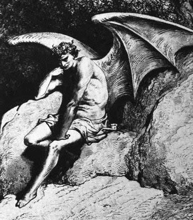the argument over who is the true protagonist of paradise lost Romantic comments on milton's satan  reading the complete paradise lost does not sustain the argument,  is because he was a true.